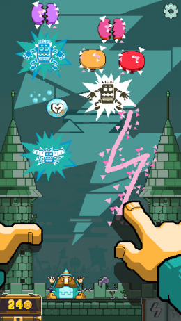 Magic Touch: Wizard for Hire - игра