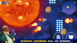 Infinity Space - игра