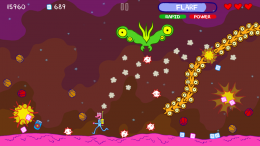 Glorkian Warrior - игра