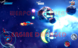 Space Shift: The Beginning - игра