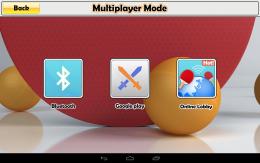 Virtual Table Tennis - мультиплеер