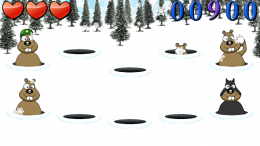 Снежки 2! - игра