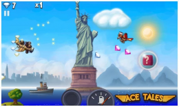 Ace Tales - игры