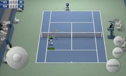 Stickman Tennis 2015 - игра