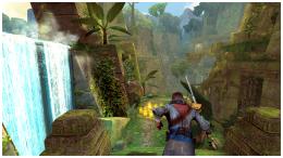 Stormblades - игра