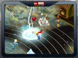 LEGO® Marvel Super Heroes - игра
