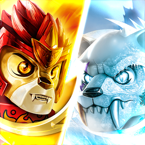 LEGO® Chima: Tribe Fighters - иконка