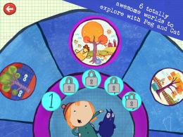 Peg + Cat: The Tree Problem - игра