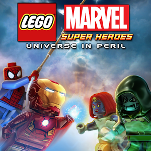 LEGO® Marvel Super Heroes - иконка