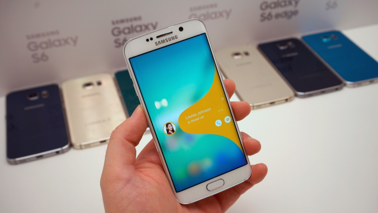 Внешний аккумулятор для Samsung Galaxy S6