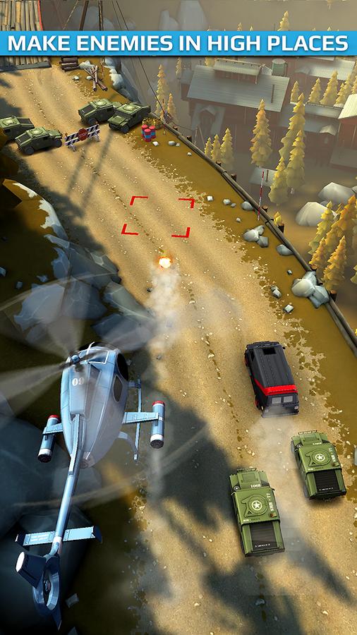 Smash Bandits Racing - погони на автомобилях