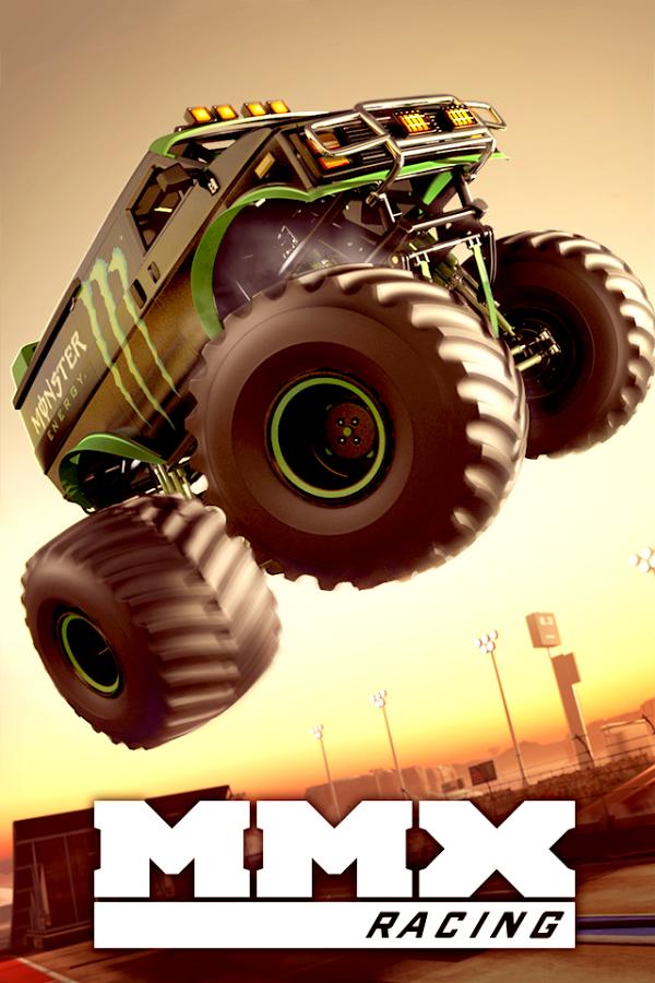 MMX Racing - громадные тачки