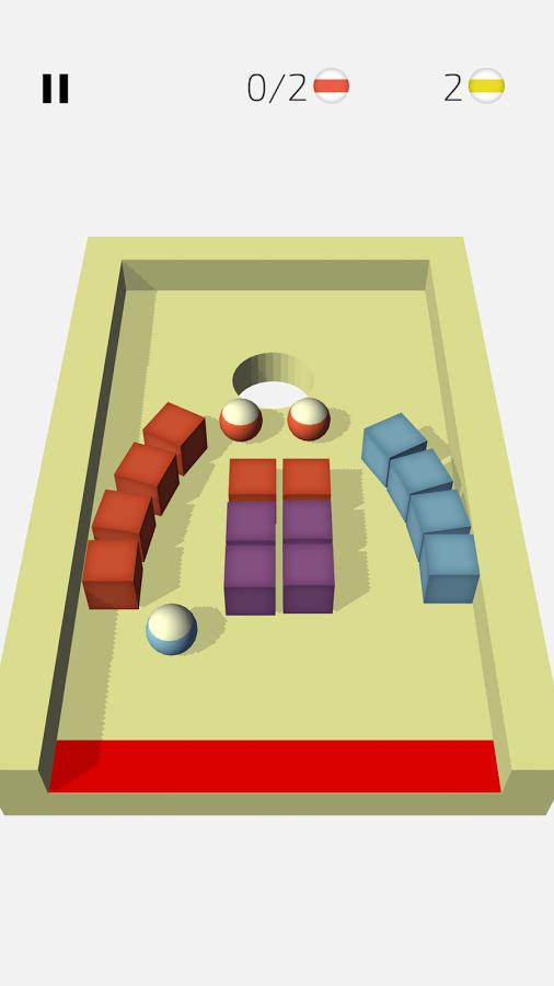 The Fast Billiards 3D - оригинальный бильярд