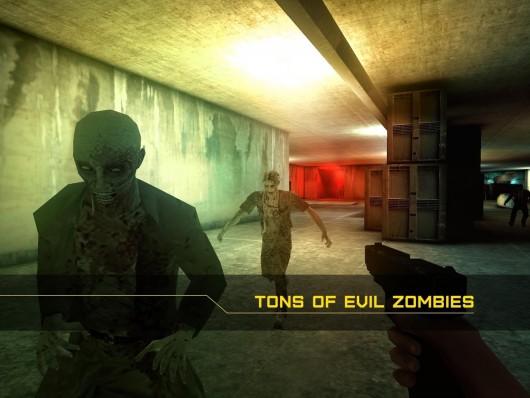 Zombie Defense 2: Episodes – очередное наступление зомби