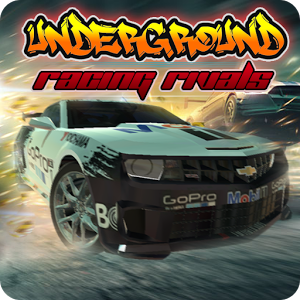 Underground Racing Rivals - ночные улицы