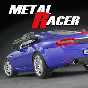 Metal Racer - опасный путь