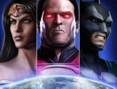 Injustice: Gods Among Us - месть героев