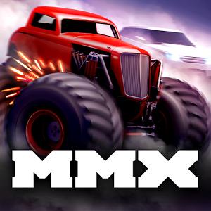 MMX Racing - суровые машины