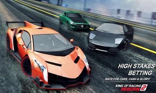 King Racing 2 - королевские гонки