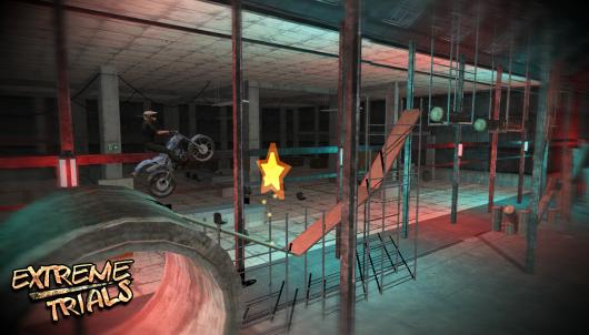 Extreme Trials Motorbike  - опасные трюки на байках