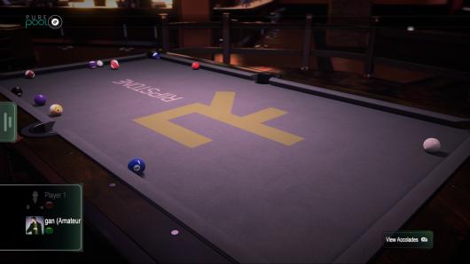 Pure Pool – реалистичный бильярд