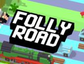 Folly Road – Crossy - опасная дорога
