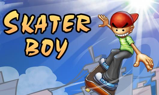 Skater Boy - маленький скейтер