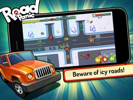 Road Panic - контроль дорожного движения