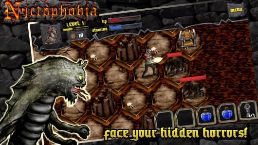 Nyctophobia Monstrous journey - тайны подземелья