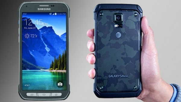 Свежие данные о характеристиках смартфона Galaxy S6 Active - защищенный смартфон
