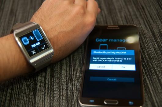 Gear W – следующие «умные» часы от Samsung