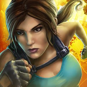 Lara Croft: Relic Run - иконка