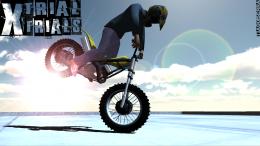 Trial X Trials 3D - заставка