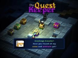 The Quest Keeper - заставка