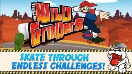 Wild Grinders - заставка