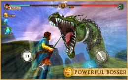 Beast Quest - бой