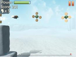 Jet Penguin! - игра