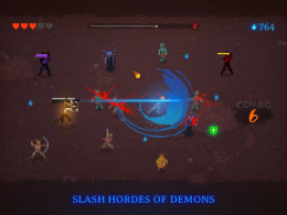 Dark Slash: Hero - игра