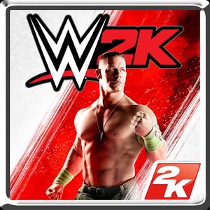 WWE 2K - иконка