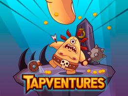 Tapventures - заставка