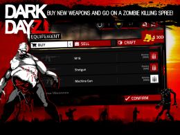 Dark Dayz - Prologue - оружие