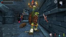 Dungeon Hero RPG - игра
