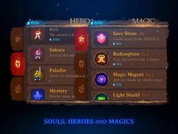Dark Slash: Hero - улучшение