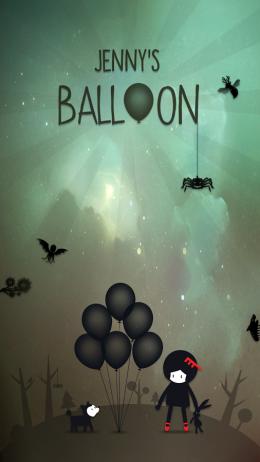 Jenny's Balloon - заставка