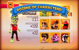 Joe Danger - персонажи