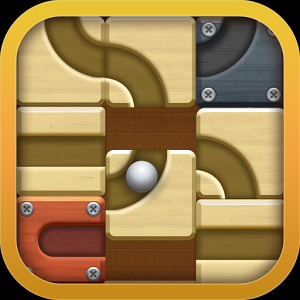 Roll the Ball: slide puzzle - иконка