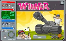 Sheep War - победа