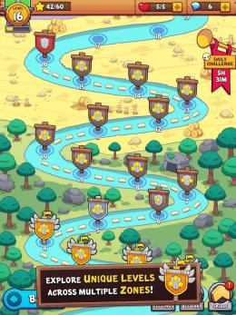 Defend the Dam - карта