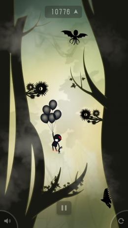 Jenny's Balloon - игра
