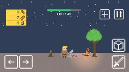 Tiny Survivor - игра